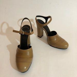 Jil Sander women shoes size 36 new leather